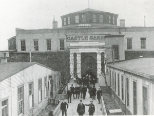 Castle Gardens did not operate as an Immigration Station until the years 1855-1890. ~ Castle Clinton National Monument
